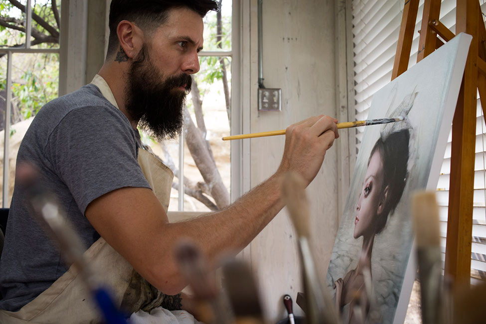 Richard J. Oliver - Studio 1
