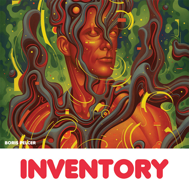 Boris Pelcer - Inventory Button