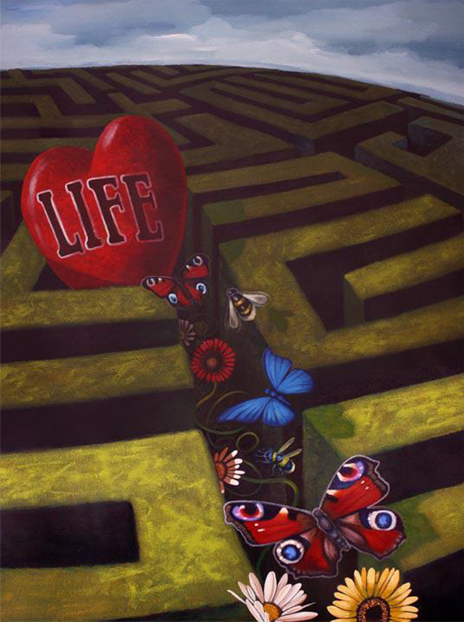 Michael Forbes - Life's Maze