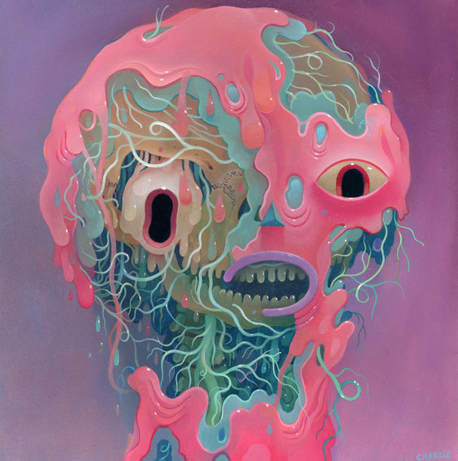 Charlie Immer – Candy-Coloured-Gross-Out – Artist Profile
