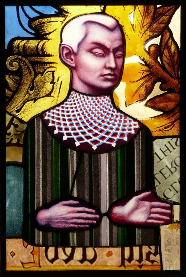 Erlend Tait - Caucasian Buddha