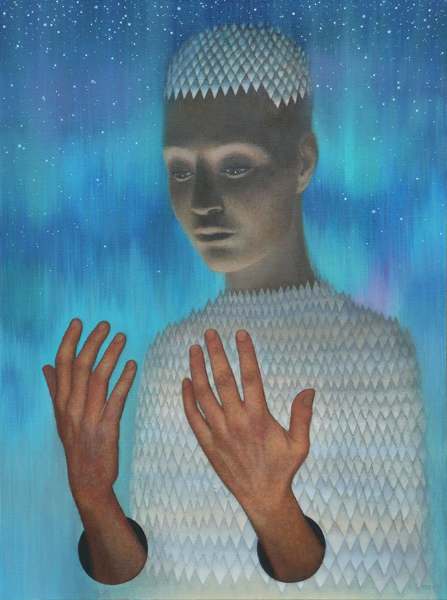 Erlend Tait - Fingers Pointing to the Moon