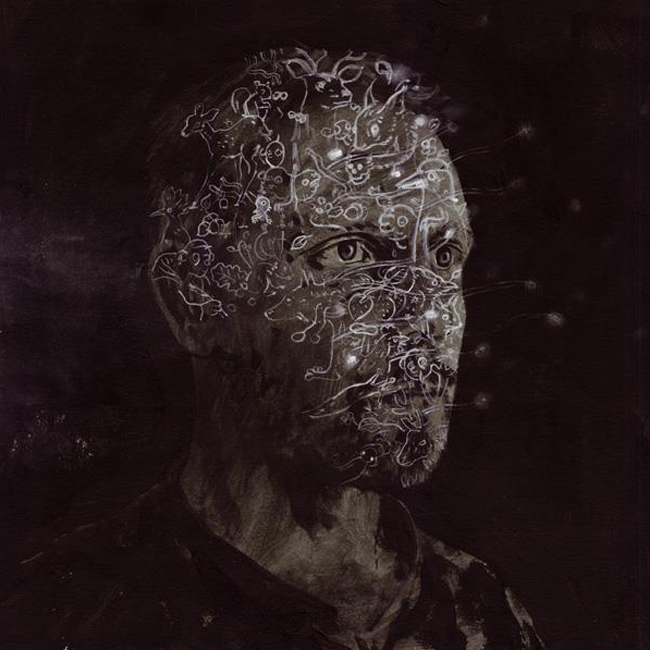 HMüller  - Untitled (Self-Portrait 2013)