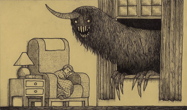 John Kenn Mortensen – Sticky Monsters – Artist Profile