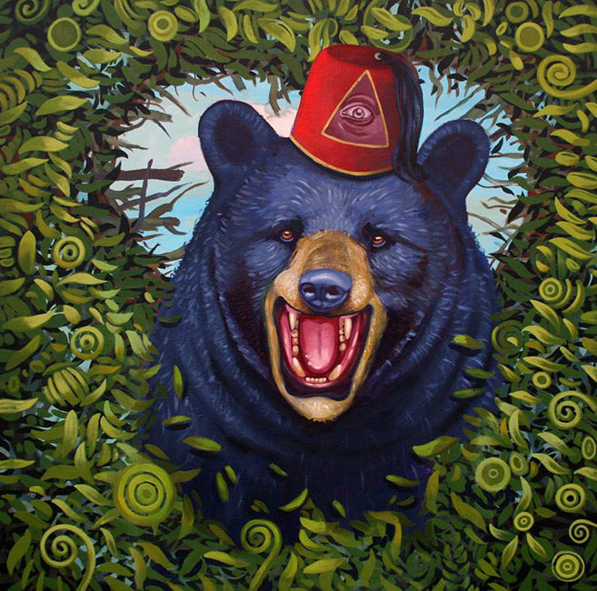 Michael Forbes - Bear Truth