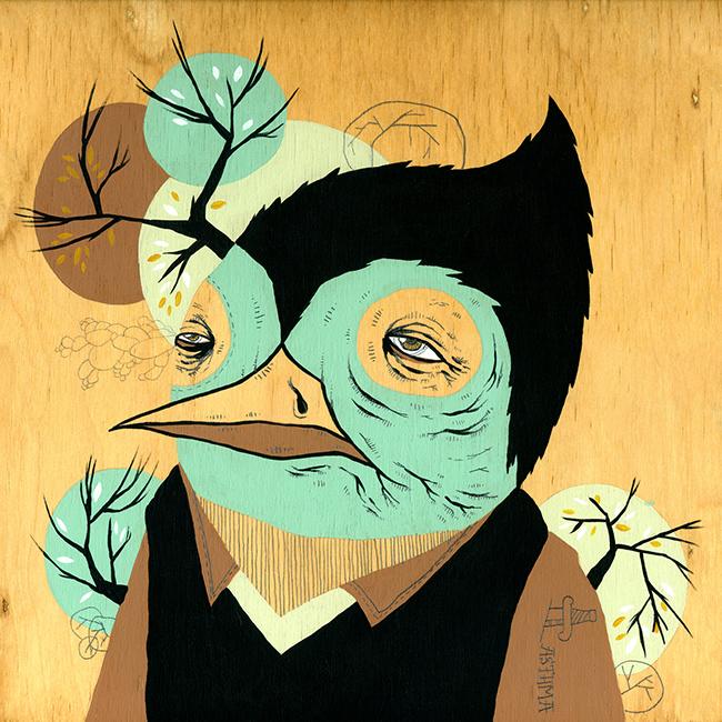 MSieben - Asthma Bird