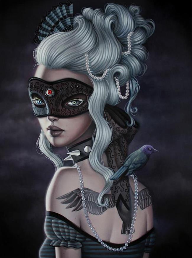 SJoncas - Masquerade