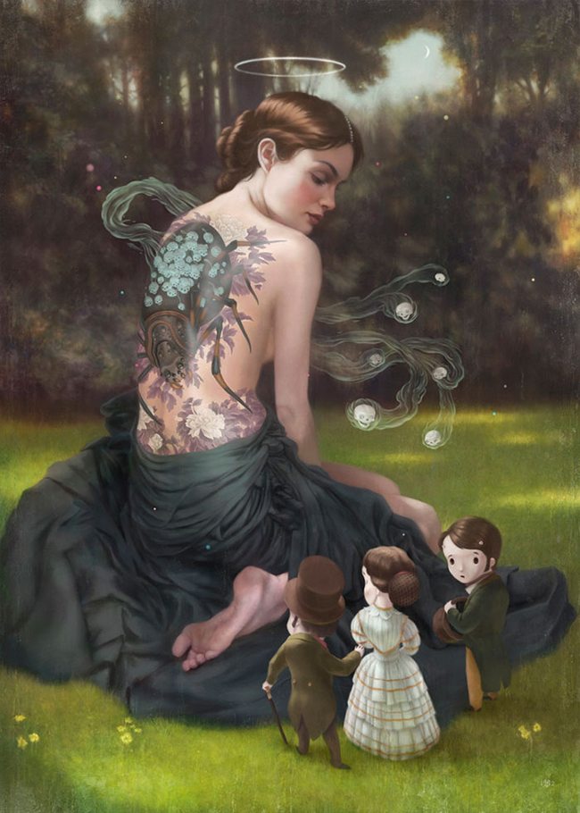 Tom Bagshaw - A Moment of Clarity