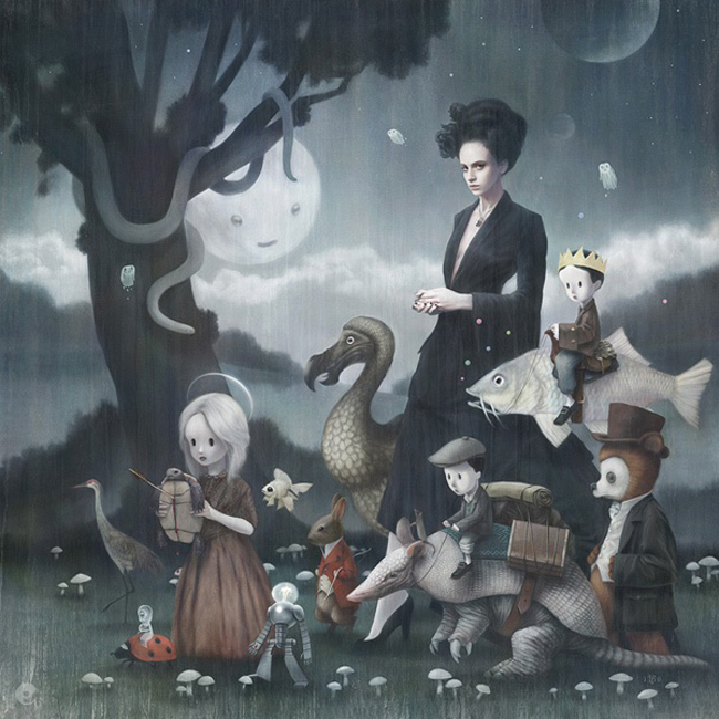 Tom Bagshaw - The Long Walk