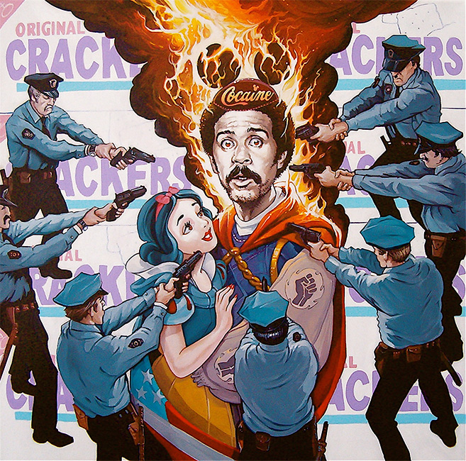 DMacDowell - Pryor on Fire
