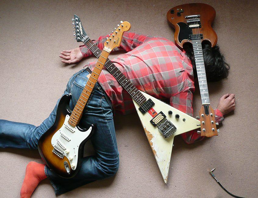 Erlend Tait - Guitars