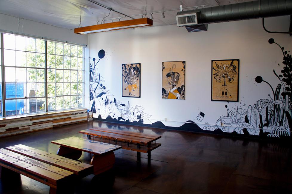 Matt Wagner - Hellion Gallery 1