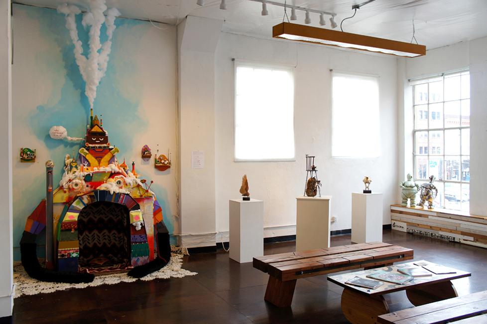 Matt Wagner - Hellion Gallery 3
