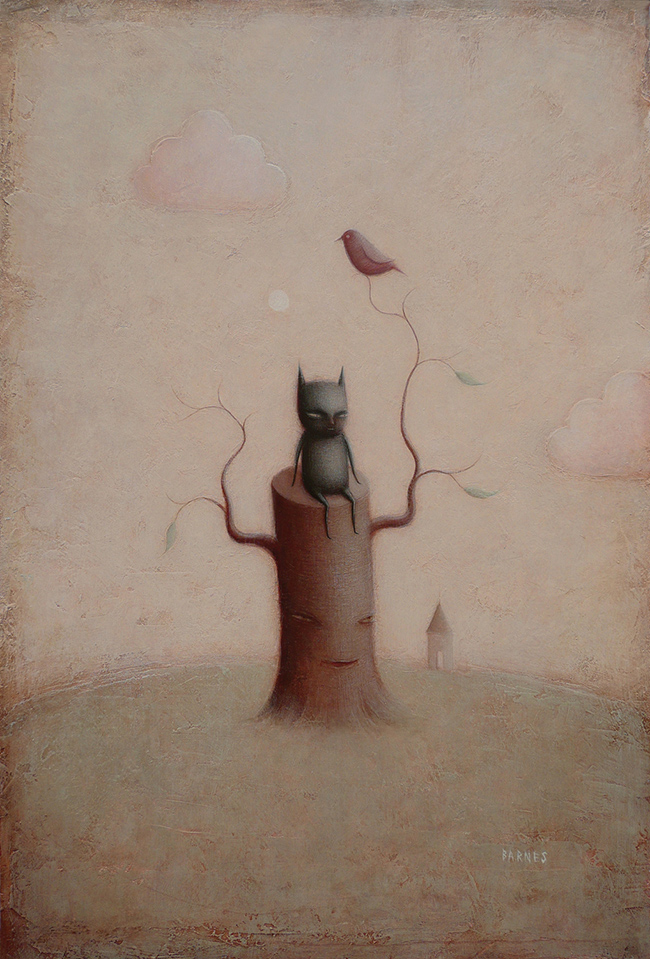 Paul Barnes - Black Kitty
