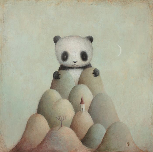 Paul Barnes - Giant Panda