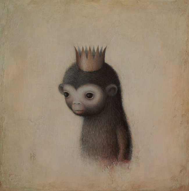PBarnes - King Monkey