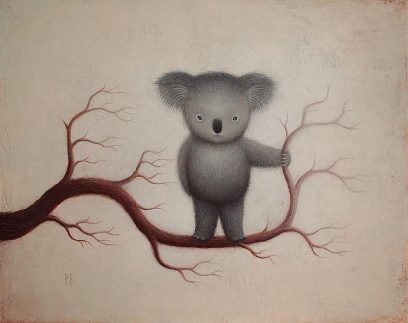 Paul Barnes - Koala