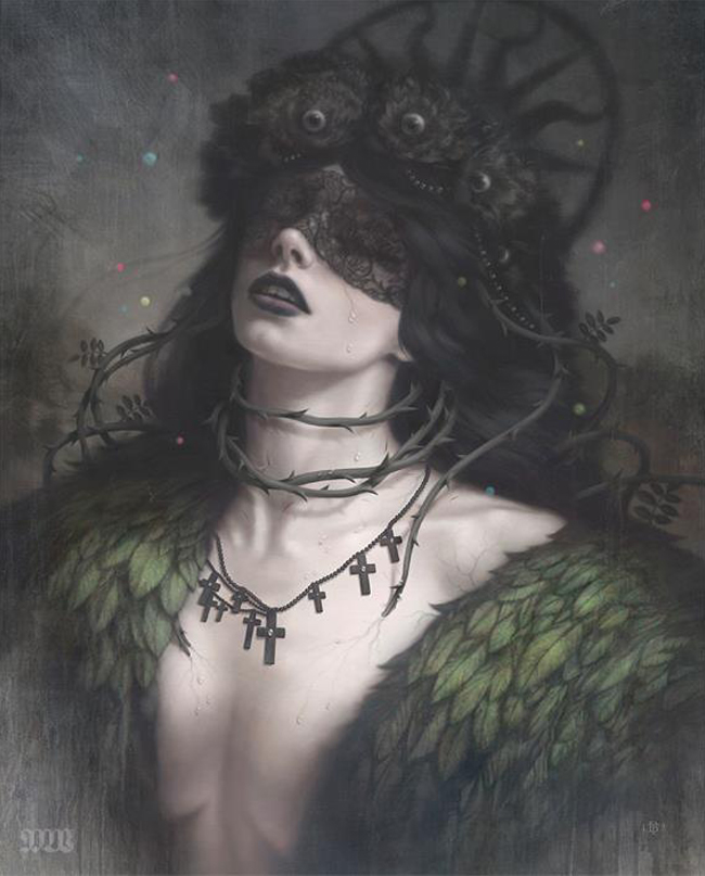 Tom Bagshaw - Earthly Delights