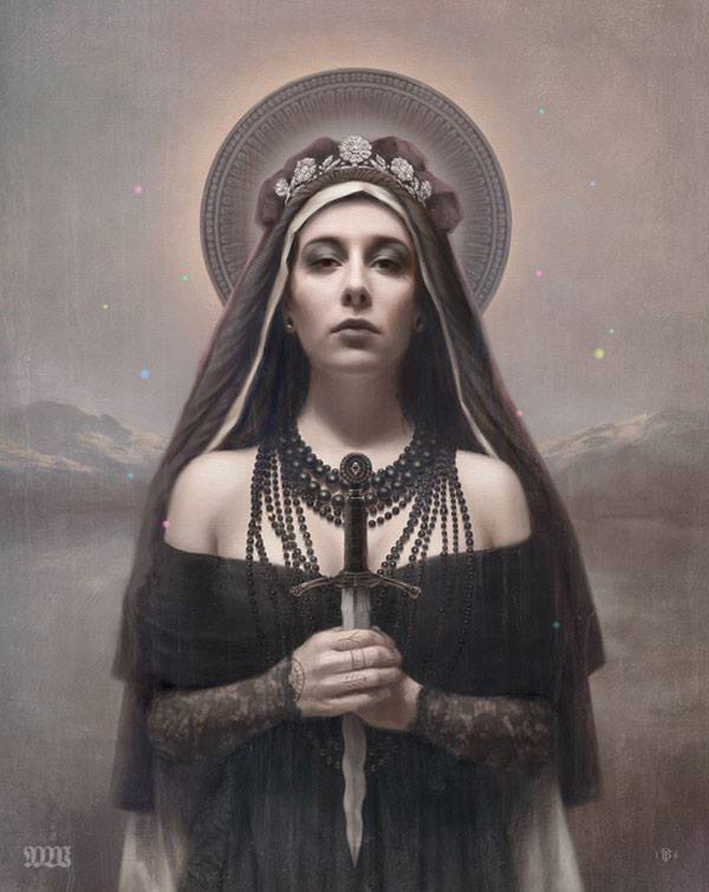 Tom Bagshaw – Mystic Beauty – Artist Profile