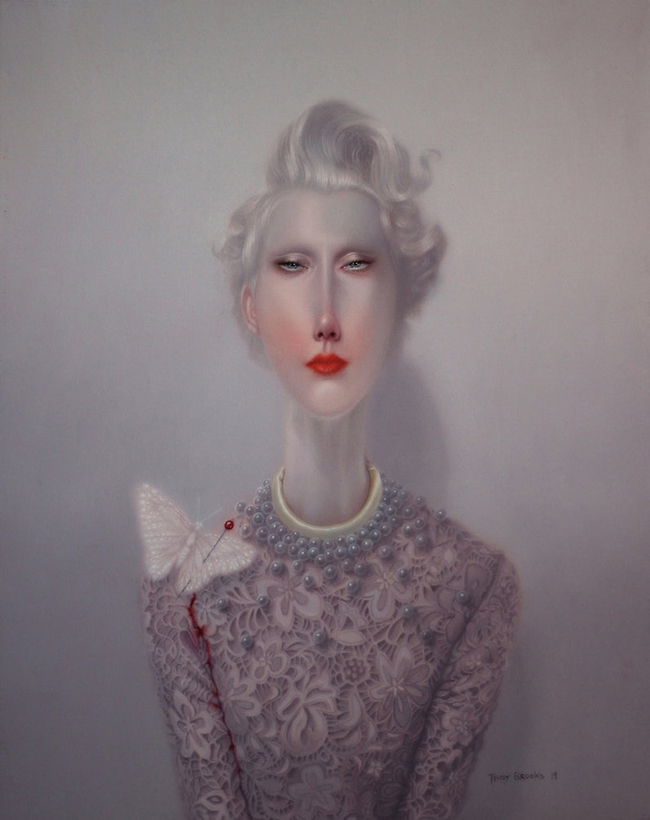 Troy Brooks – The Women of Troy – Artist Profile