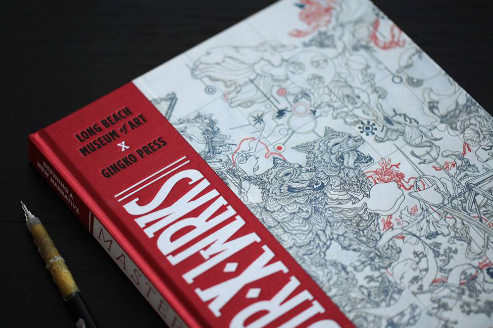 Nathan Spoor - Masterworks Book (Cover Image by James Jean)