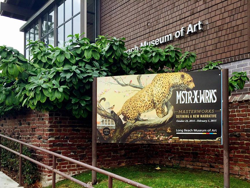 Nathan Spoor - Masterworks (Long Beach Museum of Art)