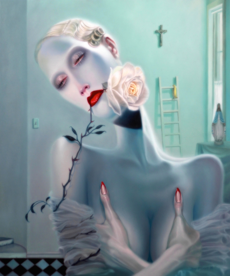 Troy Brooks - Scratch