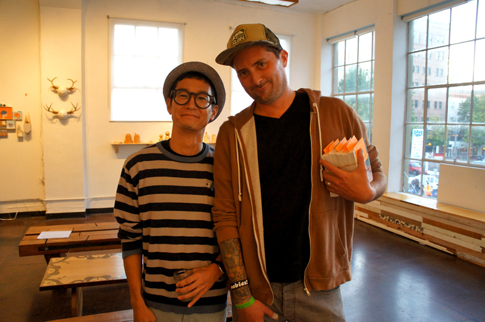 Yoskay Yamamoto - Yoskay with Blaine Fontana