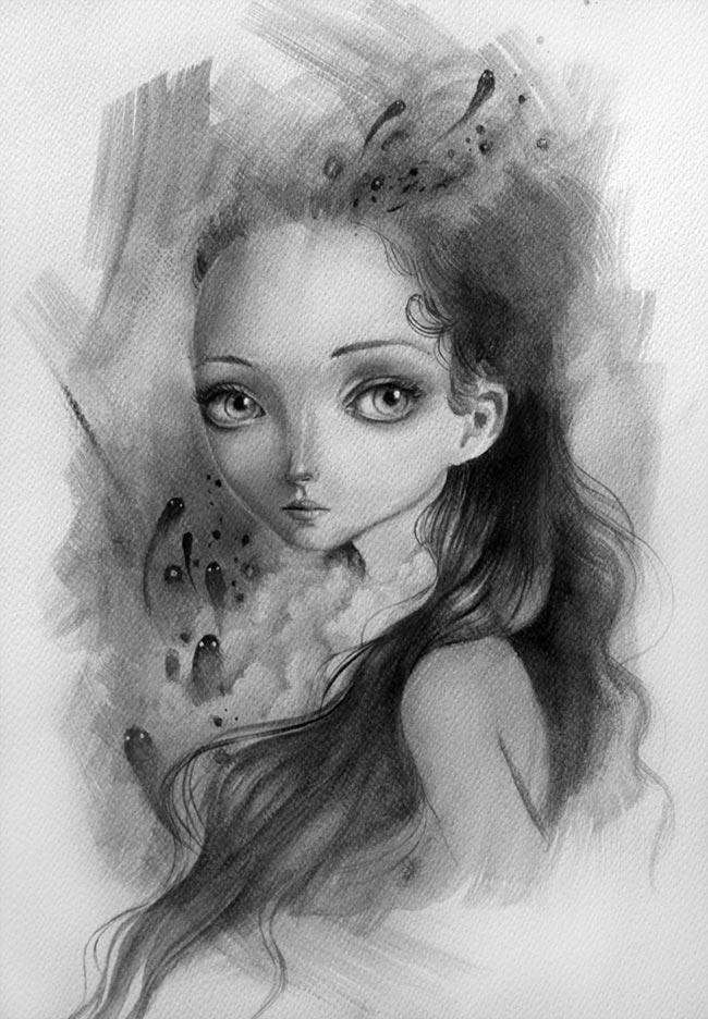 Ania Tomicka - Dark Memories