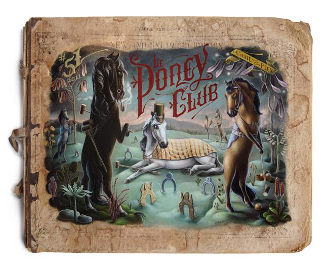 Femke Hiemstra - Le Poney Club