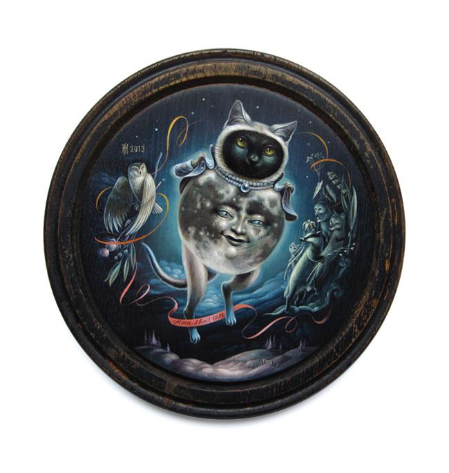 Femke Hiemstra - Mooncat