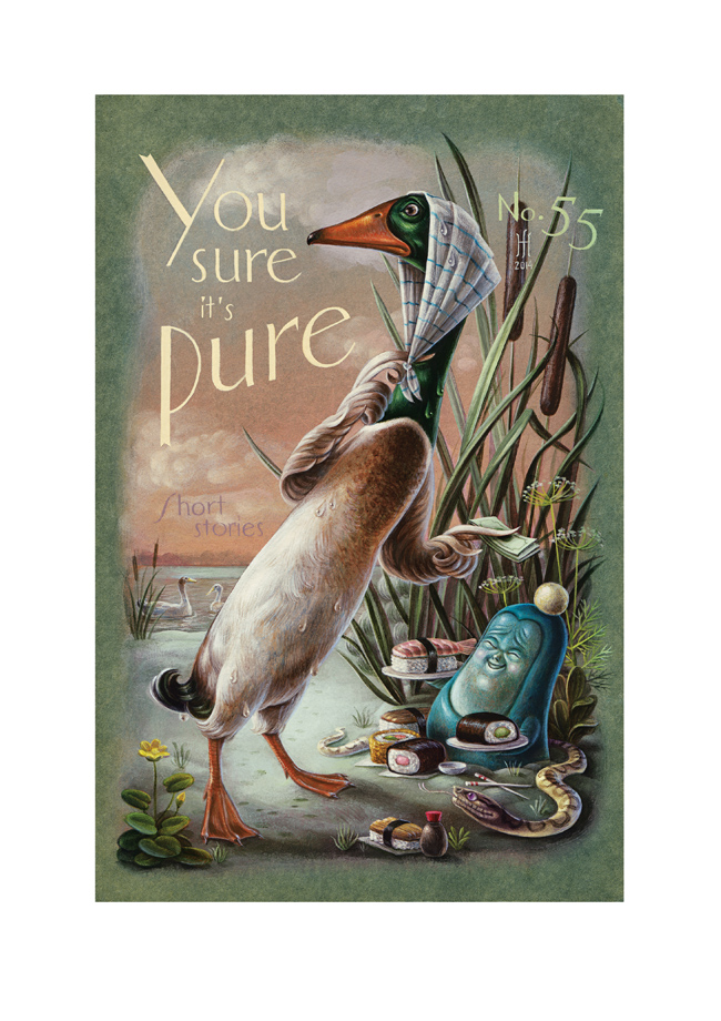 Femke Hiemstra - You Sure It's Pure