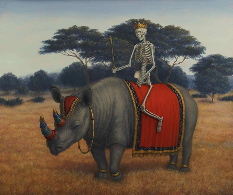 Sandra Yagi - The Last Rhinoceros