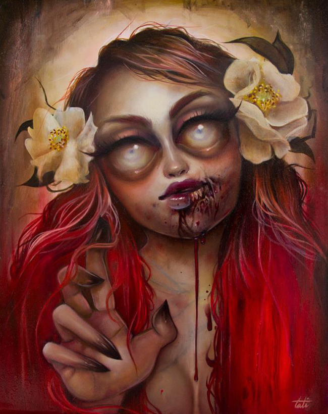 Tatiana Suarez - Cherokee Rose
