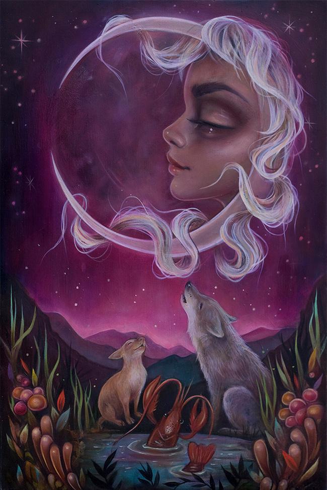 Tatiana Suarez - Tarot Moon