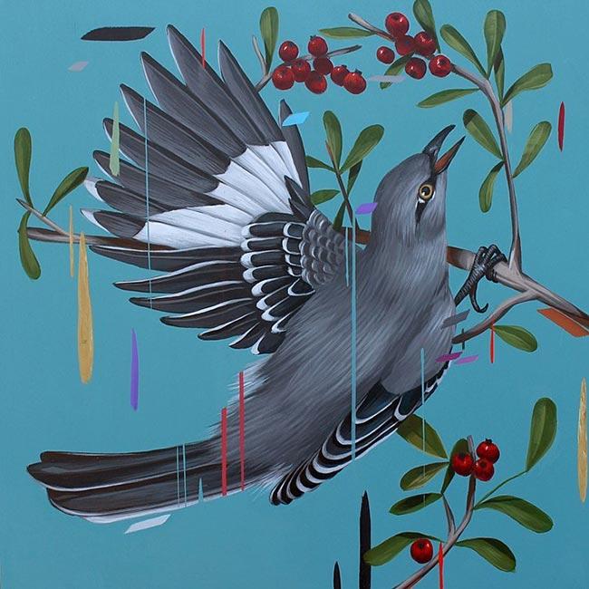 Frank Gonzales - Mockingbird