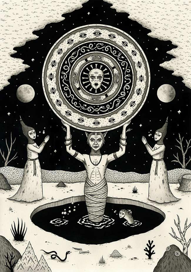Jon MacNair - Wheel of Misfortune