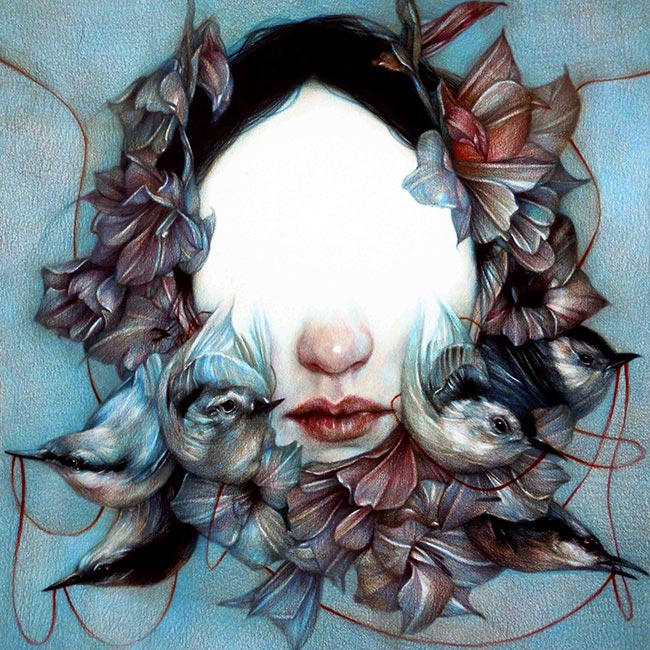 Marco Mazzoni – The Hidden Craft of Feminine Healing – Artist Profile