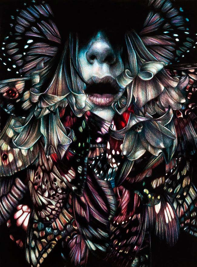 Marco Mazzoni - The Chemical Peacock