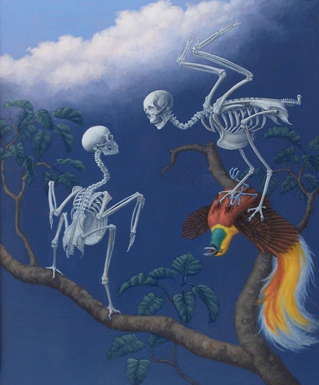 Sandra Yagi - Death of the Bird of Paradise