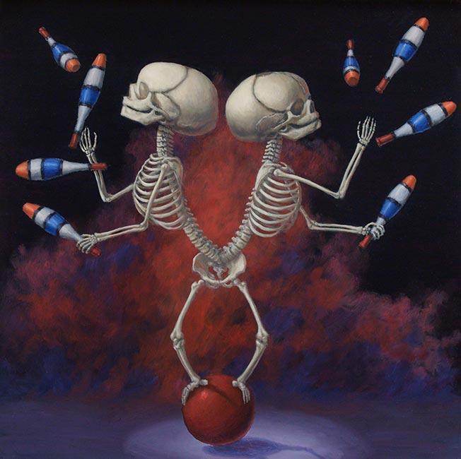 Sandra Yagi - Juggling Twins