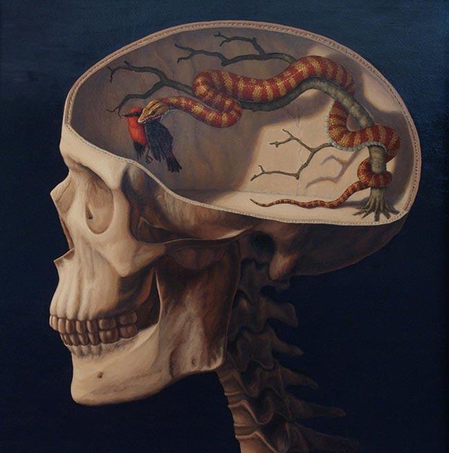 Sandra Yagi - Reptilian Hunger