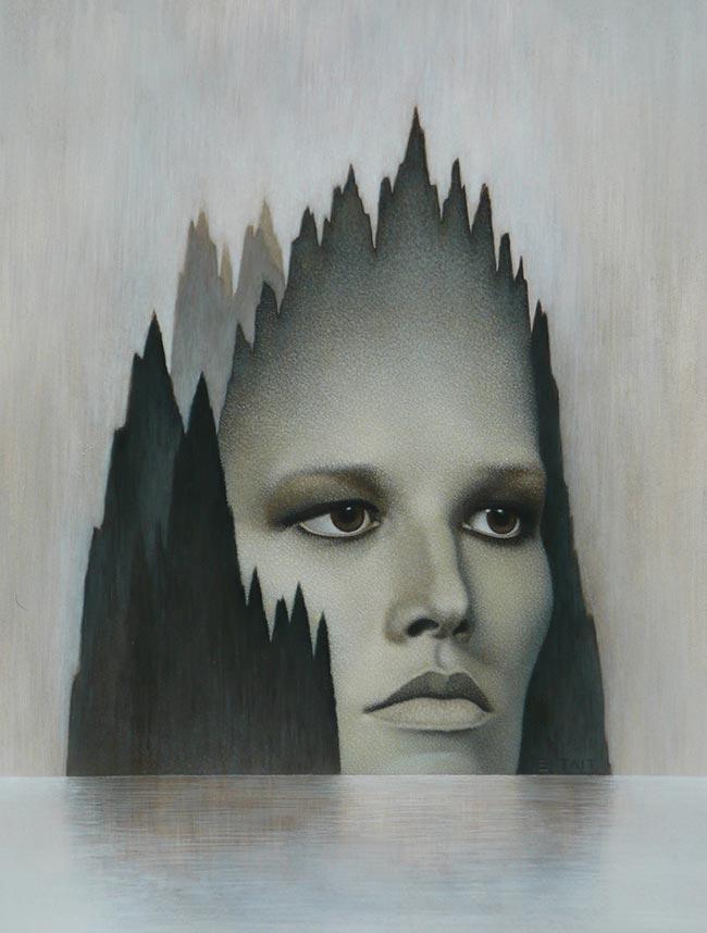 Erlend Tait - A Dark Island