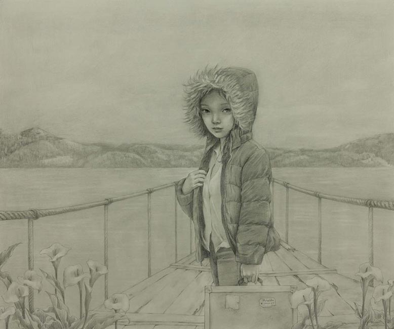 Helice Wen - Between Lost and Found