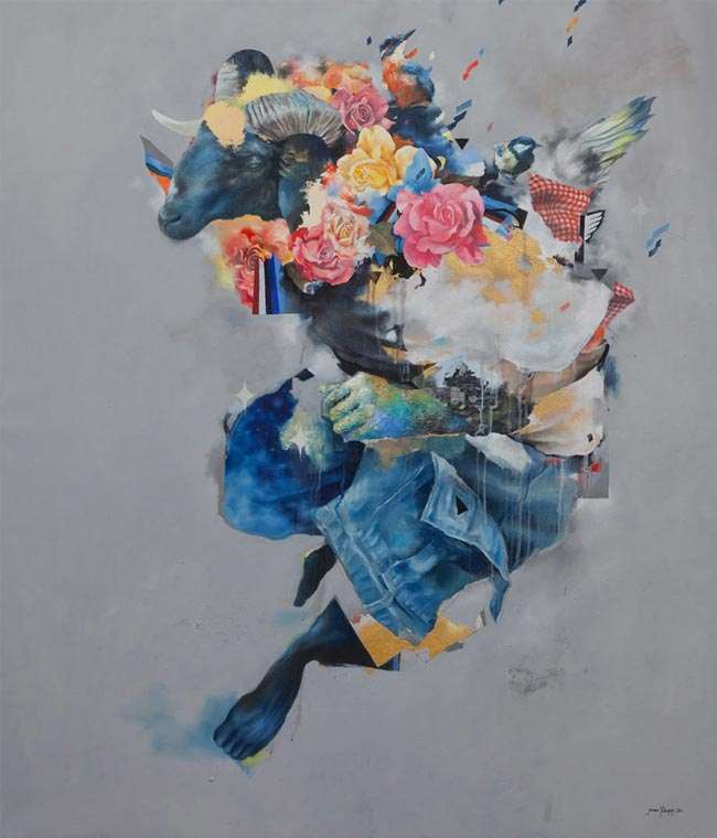 Joram Roukes - Black Sheep
