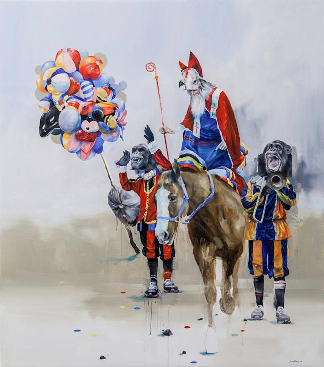 Joram Roukes - Desolated Parade