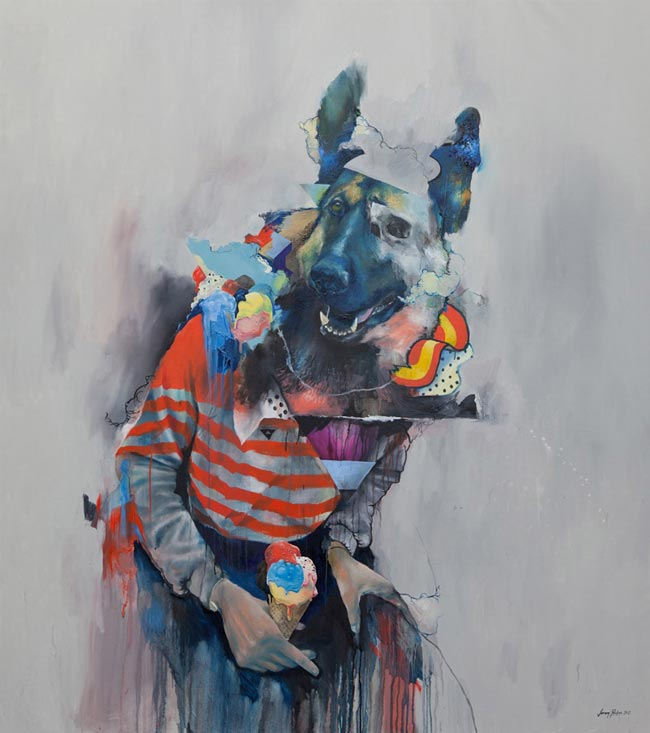 Joram Roukes - Five Scoops