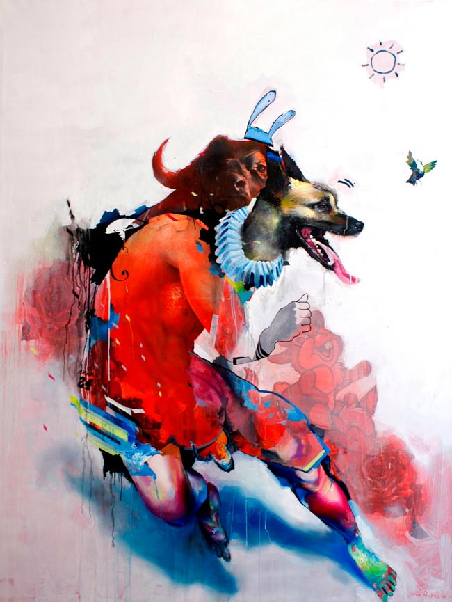 Joram Roukes - Post Game