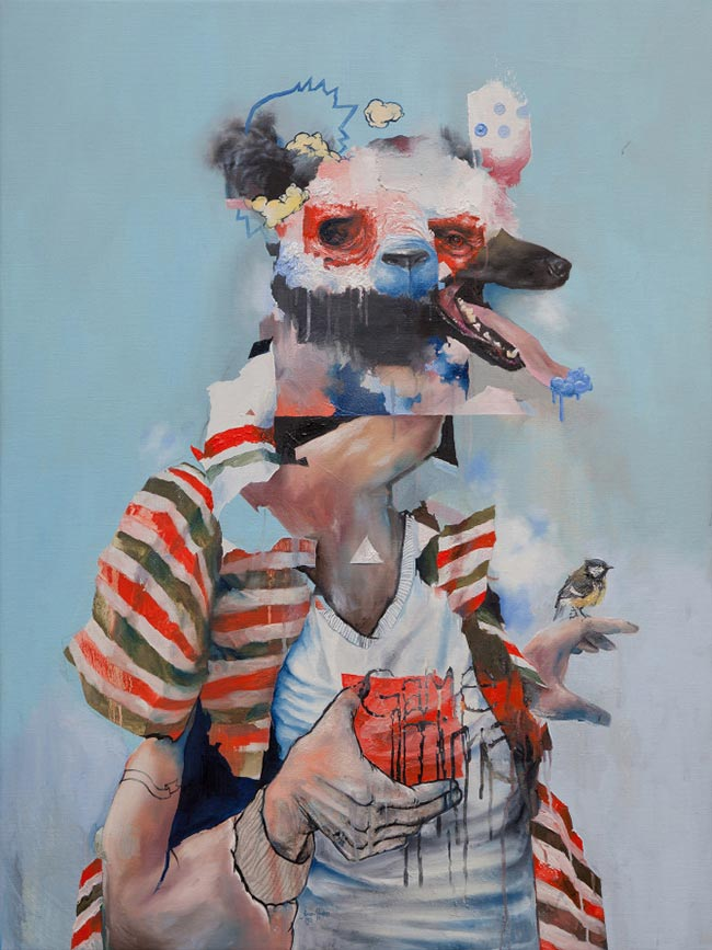 Joram Roukes - The Mexican Shirt