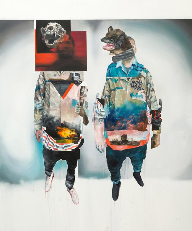 Joram Roukes - We Only Come Out at Night